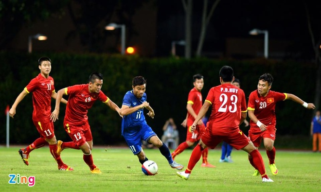 U23 Viet Nam mat ngoi dau bang khi thua Thai Lan 1-3 hinh anh 27