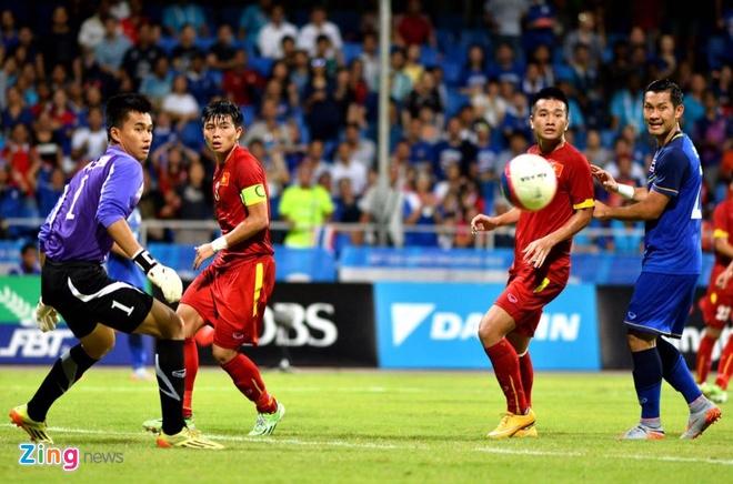 U23 Viet Nam mat ngoi dau bang khi thua Thai Lan 1-3 hinh anh 28