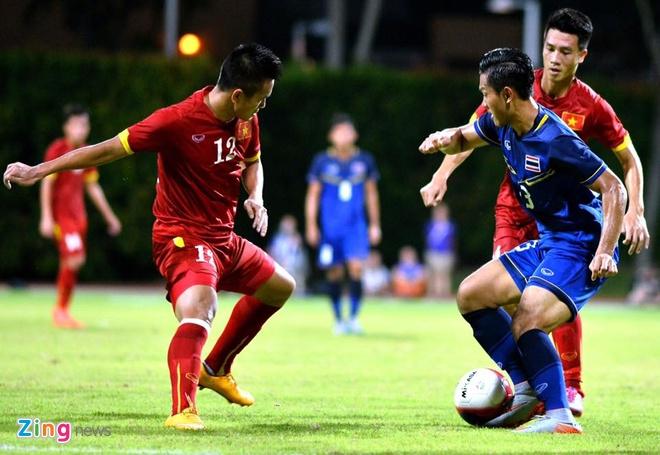 U23 Viet Nam mat ngoi dau bang khi thua Thai Lan 1-3 hinh anh 29