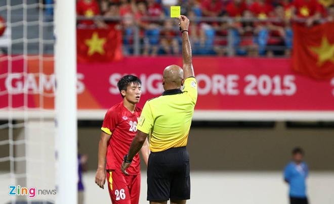 U23 Viet Nam mat ngoi dau bang khi thua Thai Lan 1-3 hinh anh 32