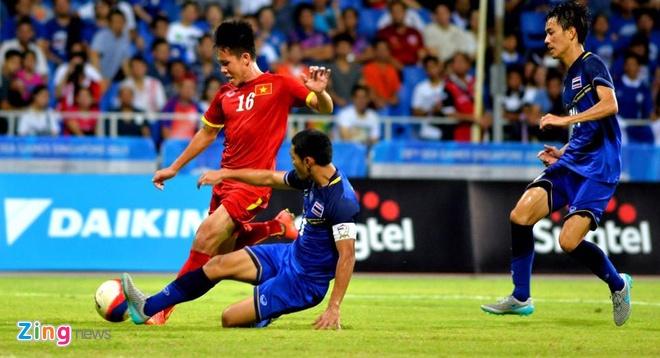 U23 Viet Nam mat ngoi dau bang khi thua Thai Lan 1-3 hinh anh 35