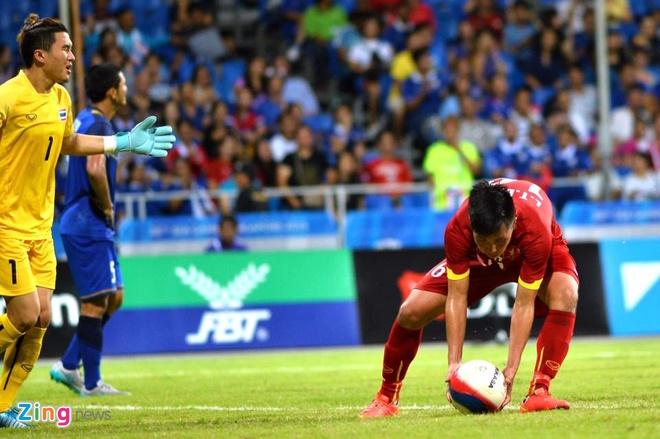 U23 Viet Nam mat ngoi dau bang khi thua Thai Lan 1-3 hinh anh 38