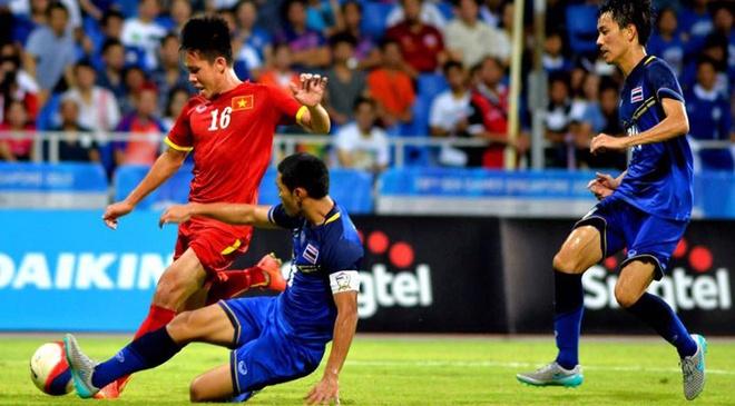 U23 Viet Nam mat ngoi dau bang khi thua Thai Lan 1-3 hinh anh