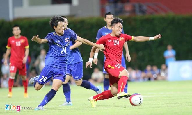 U23 Viet Nam mat ngoi dau bang khi thua Thai Lan 1-3 hinh anh 21