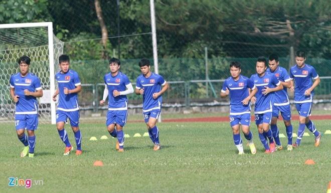 U23 Viet Nam mat ngoi dau bang khi thua Thai Lan 1-3 hinh anh 4