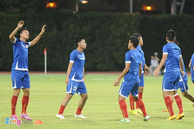 U23 Viet Nam mat ngoi dau bang khi thua Thai Lan 1-3 hinh anh 16