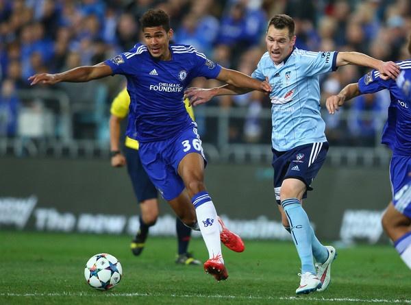Diem tin: Cau thu Chelsea khong buon khi bi Mourinho chui hinh anh