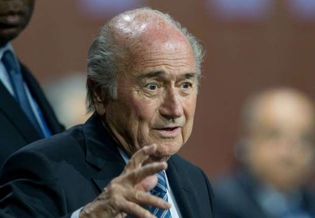 Sepp Blatter bat ngo khang dinh khong tu chuc Chu tich FIFA hinh anh