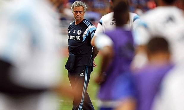 Jose Mourinho va ky chuyen nhuong yen a cua Chelsea hinh anh