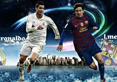 Nhung diem khac biet giua Cristiano Ronaldo va Lionel Messi hinh anh