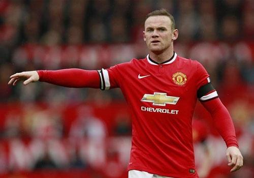 M.U và sơ đồ 4-3-3 với Rooney đá trung phong - Bóng đá Anh
