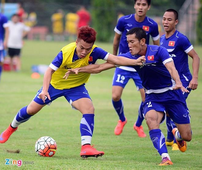 Hang nghin fan Viet co vu Man City tap luyen hinh anh 9