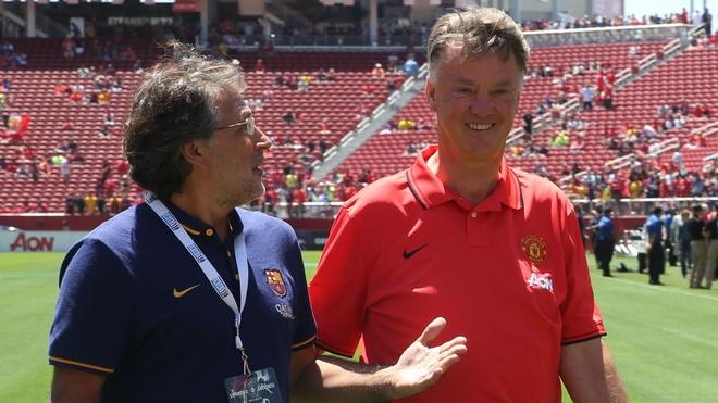 Van Gaal: 'M.U may man o tran thang Barcelona' hinh anh