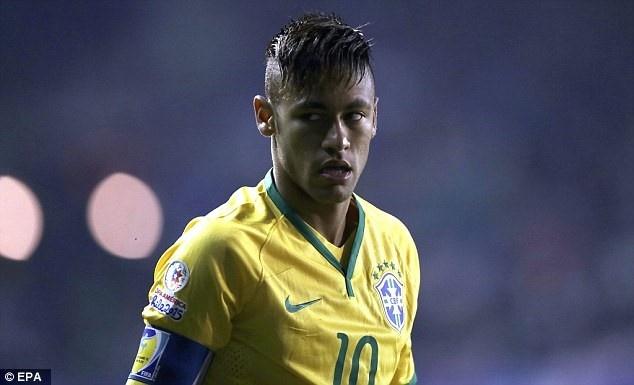 Neymar: 'Toi chua san sang tranh Qua bong vang FIFA' hinh anh 1