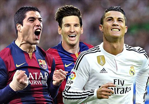 Ronaldo tranh Cau thu hay nhat chau Au voi Messi, Suarez hinh anh