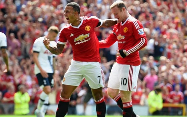 Kich ban doi vi tri giua Rooney va Depay hinh anh 1
