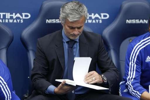 Jose Mourinho khong phuc chien thang cua Man City hinh anh