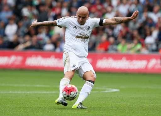 Swansea 2-1 M.U: 'Quy do' thua nguoc hinh anh 10