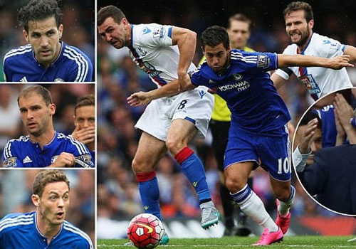 4 cau thu Chelsea khien Jose Mourinho that vong hinh anh