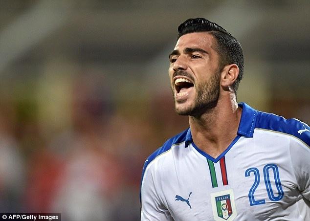 Tong hop tran dau: DT Italy 1-0 DT Malta hinh anh
