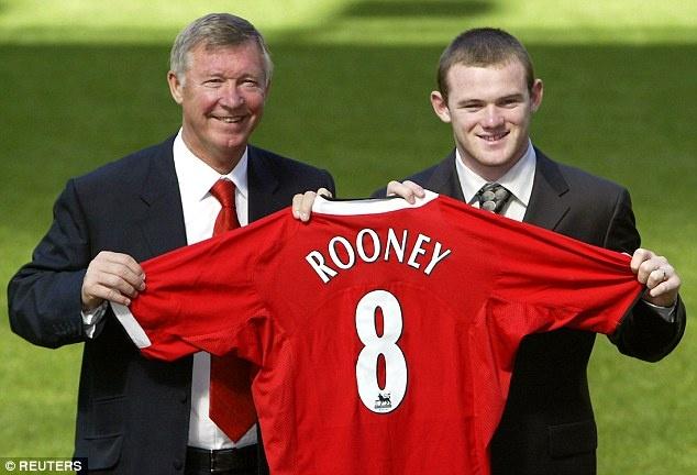 Rooney tung 2 lan tu choi den M.U hinh anh 1