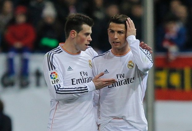 Van Gaal chua tu bo ke hoach dua Bale, Ronaldo ve M.U hinh anh 1
