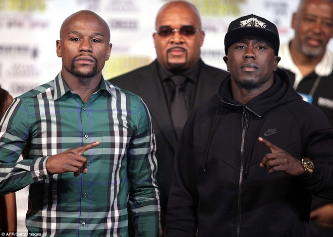 Mayweather manh mieng truoc tran cuoi cung trong su nghiep hinh anh 6