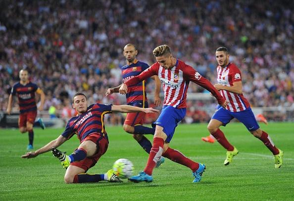 Messi, Neymar giup Barcelona thang nguoc Atletico 2-1 hinh anh 4