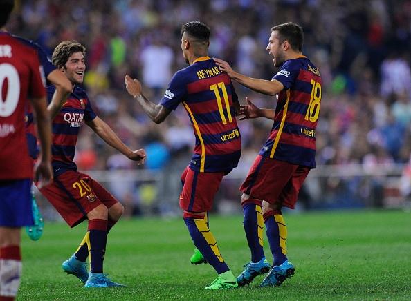 Messi, Neymar giup Barcelona thang nguoc Atletico 2-1 hinh anh 7