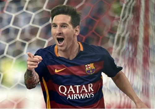 Luis Enrique tiet lo ly do xep Lionel Messi da du bi hinh anh