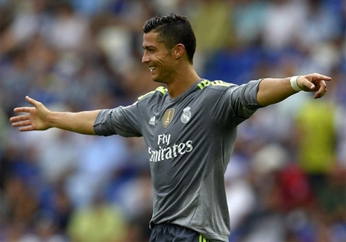 Cristiano Ronaldo pha vo ky luc ghi ban cua Raul o La Liga hinh anh
