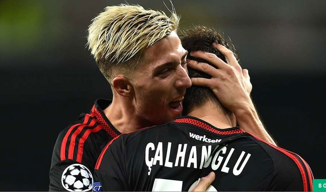 Ronaldo vao doi hinh hay nhat luot dau o Champions League hinh anh 7