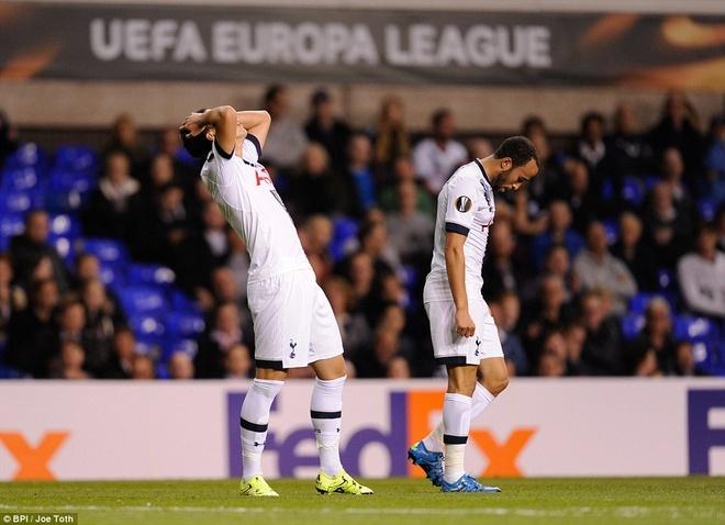 Cau thu dat nhat chau A toa sang trong mau ao Tottenham hinh anh 3
