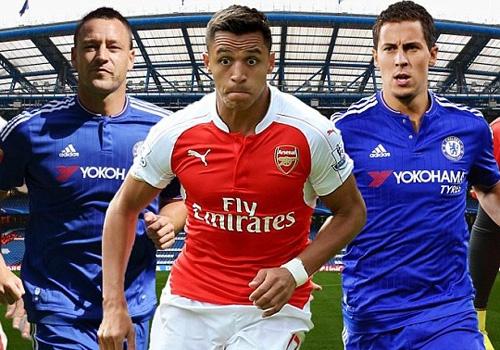 Nhung diem nong quyet dinh cuc dien tran Chelsea - Arsenal hinh anh