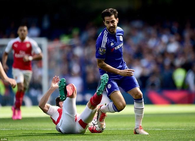 6 cau thu Chelsea tao su kich tinh o tran thang Arsenal hinh anh 4