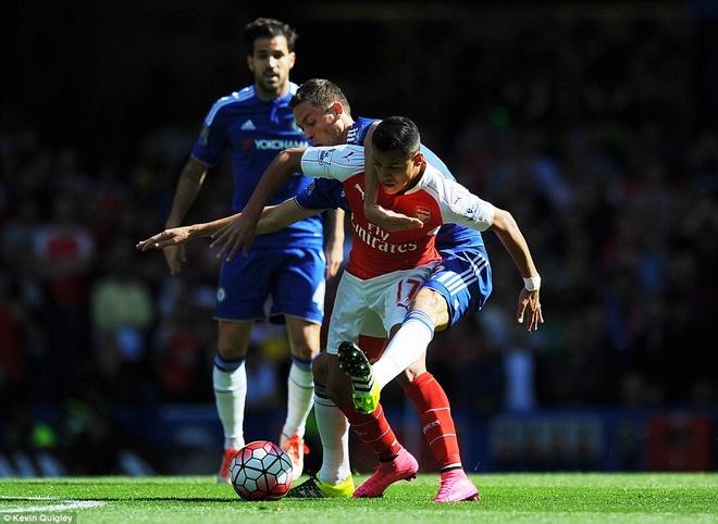 6 cau thu Chelsea tao su kich tinh o tran thang Arsenal hinh anh 3