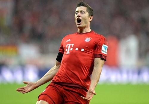 Tong hop tran dau: Bayern Munich 5-1 Wolfsburg hinh anh
