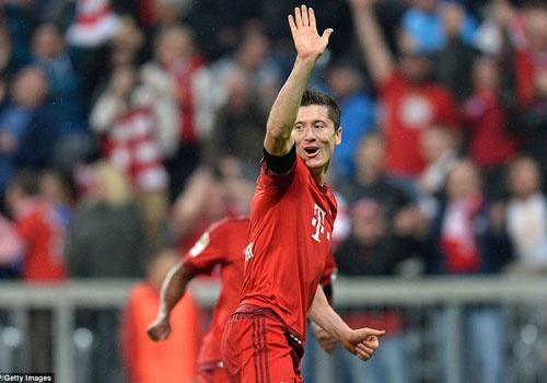 Lewandowski thua nhan trai qua nhung phut dien ro hinh anh