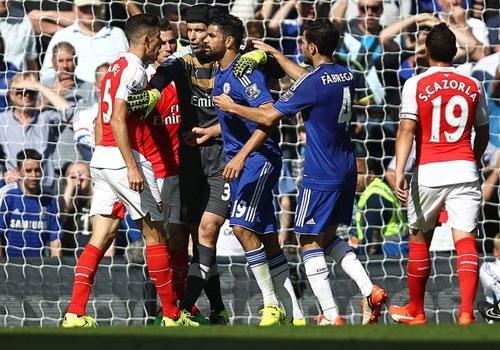 Jose Mourinho chi trich quyet dinh Diego Costa bi cam 3 tran hinh anh