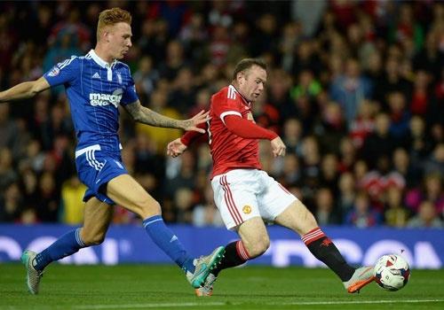Van Gaal thich nhat ban thang cua Wayne Rooney hinh anh