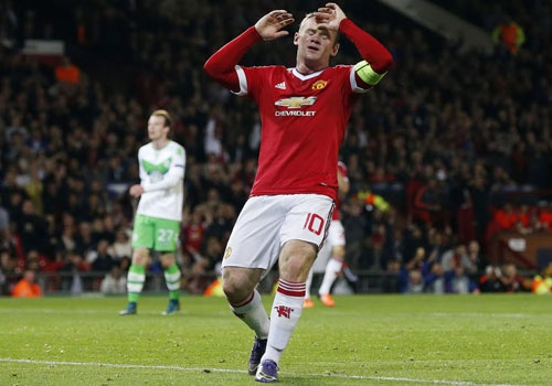 Wayne Rooney va bo mat tham hai o MU hinh anh