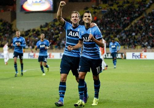 Tottenham khong giu duoc chien thang truoc AS Monaco hinh anh