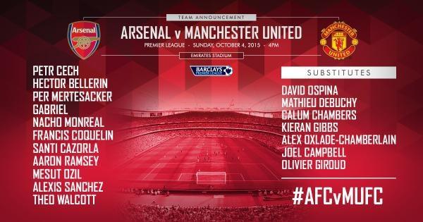Sanchez, Oezil ghi ban giup Arsenal thang MU 3-0 hinh anh 2