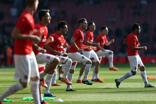 Sanchez, Oezil ghi ban giup Arsenal thang MU 3-0 hinh anh 8