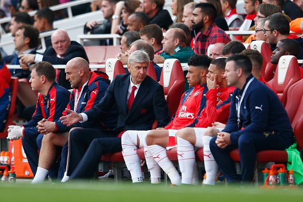 Sanchez, Oezil ghi ban giup Arsenal thang MU 3-0 hinh anh 18