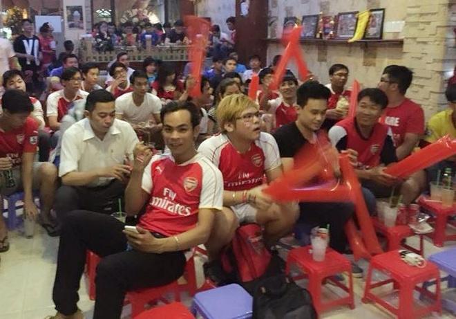 Sanchez, Oezil ghi ban giup Arsenal thang MU 3-0 hinh anh 13