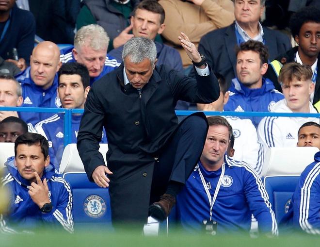 Hoi ket cho trieu dai Jose Mourinho? hinh anh 2