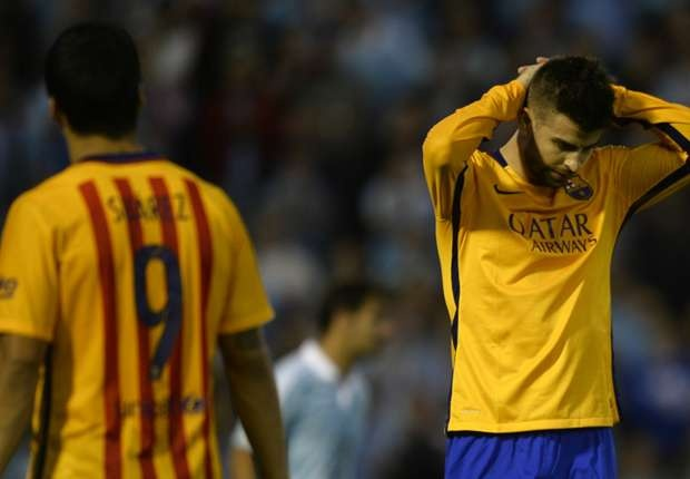 Pique: 'Barcelona dang nho Lionel Messi' hinh anh 1