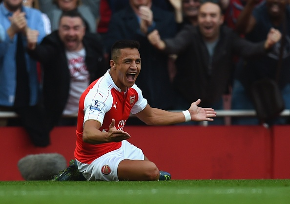 Sanchez, Oezil ghi ban giup Arsenal thang MU 3-0 hinh anh 19
