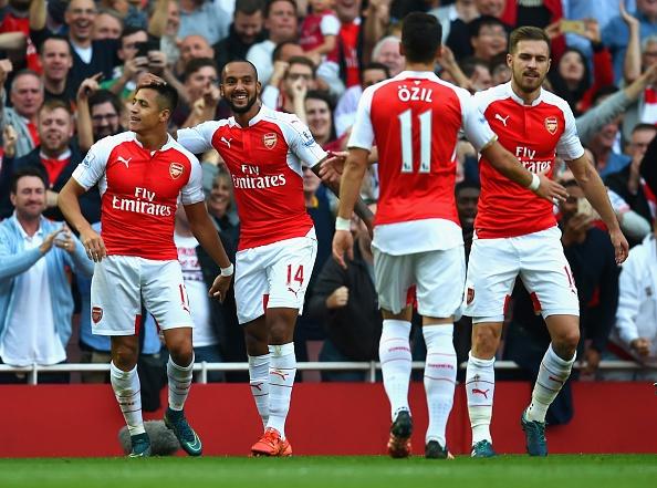 Sanchez, Oezil ghi ban giup Arsenal thang MU 3-0 hinh anh 20